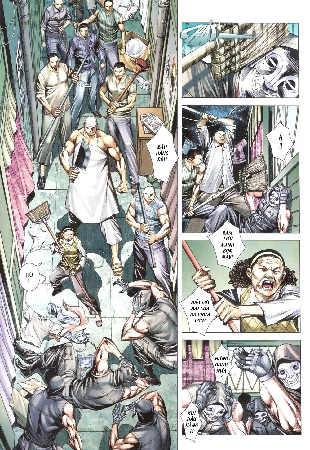 Đại Quân Phiệt chap 9 trang 3