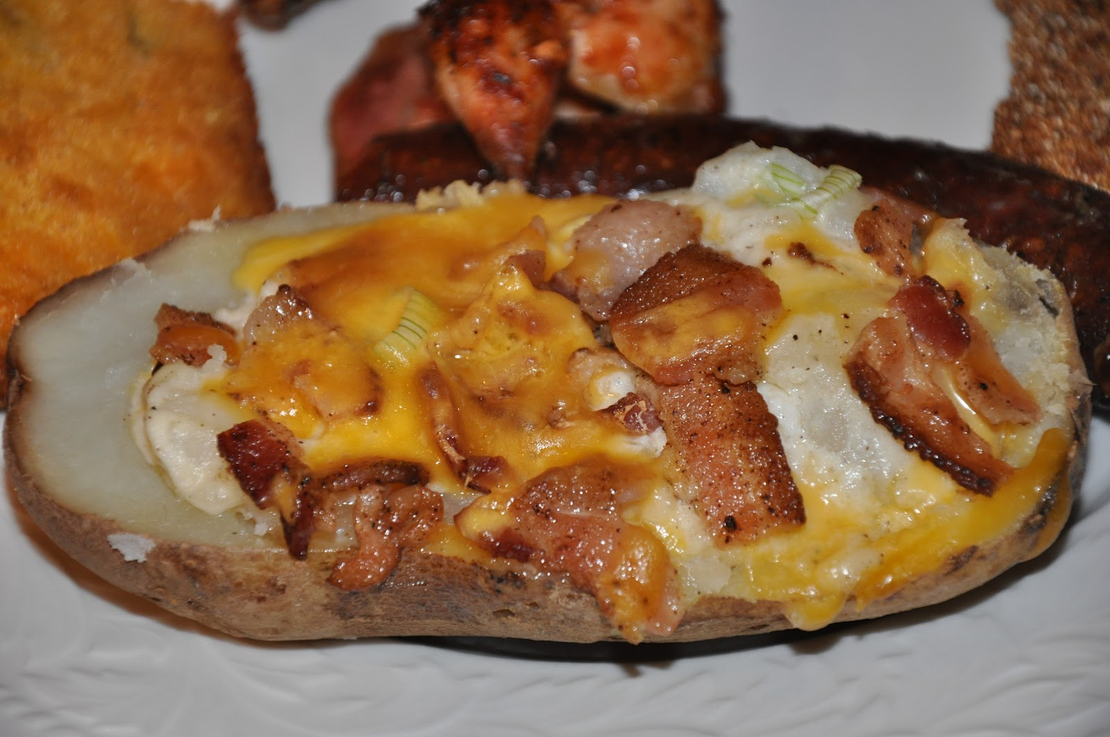 Elizabeth Ann S Recipe Box The Ultimate Twice Baked Potatoes