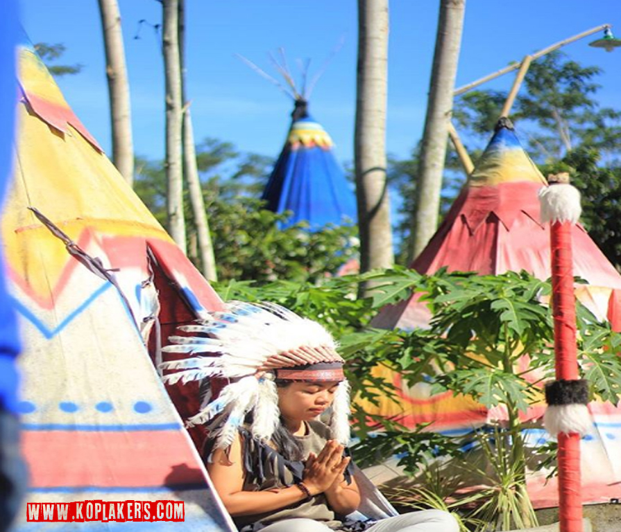Harga tiket masuk dan lokasi kampung indian village kediri
