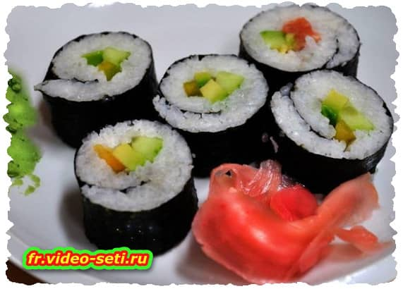 Préparer du riz à sushis