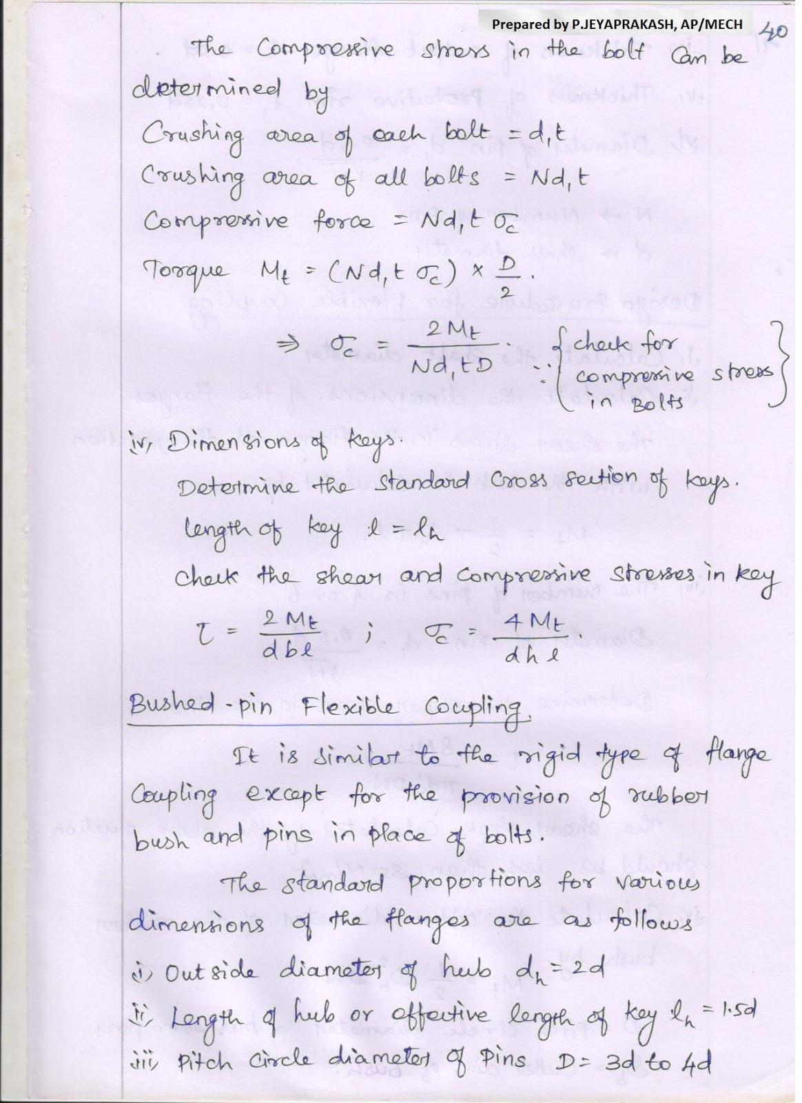 Machine Design Data Book Pdf