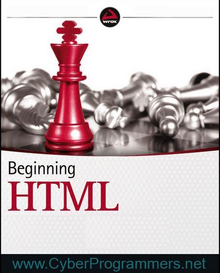 HTML ebooks