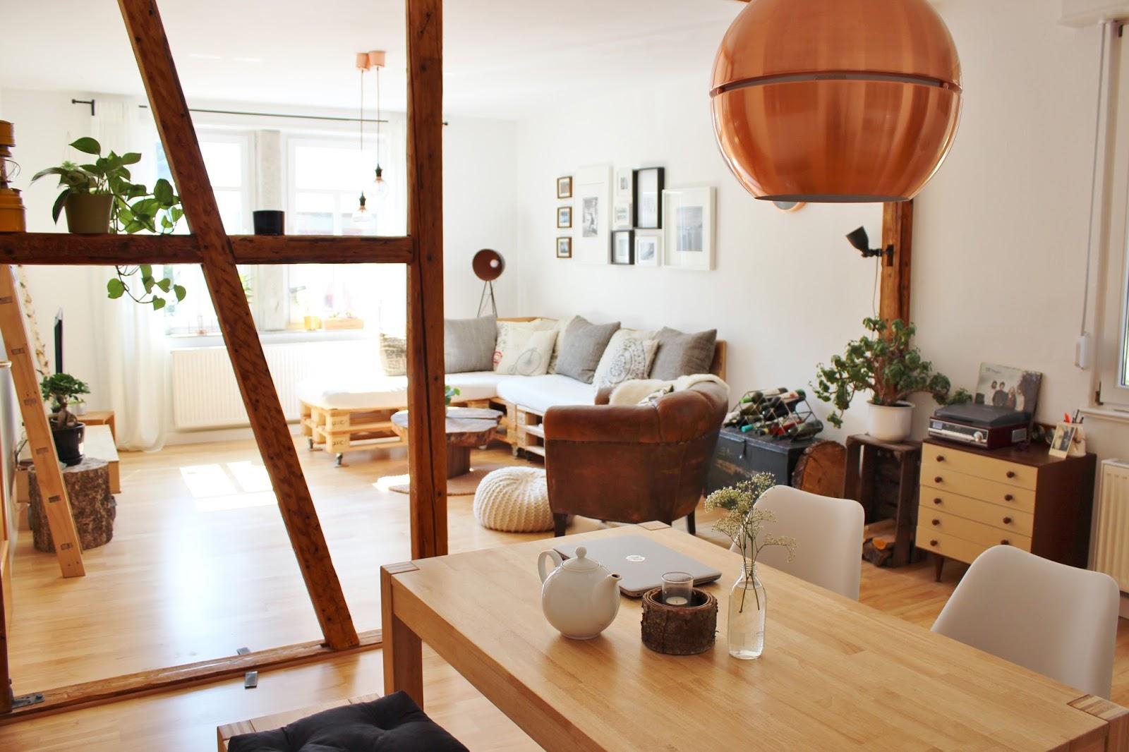 fair fashion + interior design : Roomtour: unser Wohnzimmer