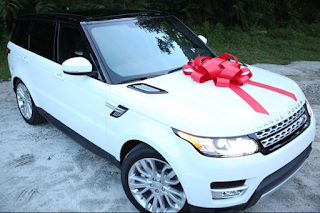 Ludacris buys his Daughter a Range Rover as her 16th Birthday present