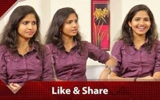 Like & Share | Actress Venba 04-02-2018 Puthuyugam Tv
