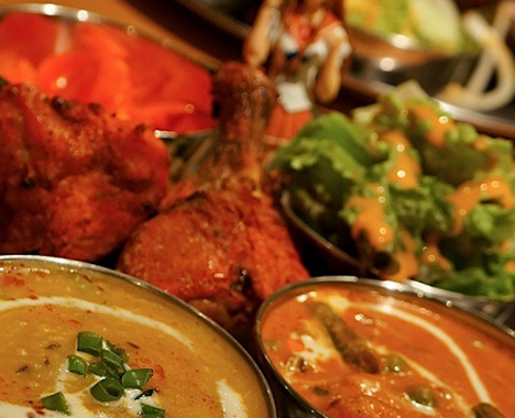 Indian Restaurants Sunnyvale Home Delivery