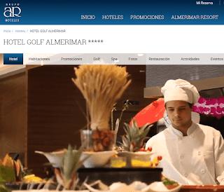 AR Golf Almerimar, Almeria descuento Adicional