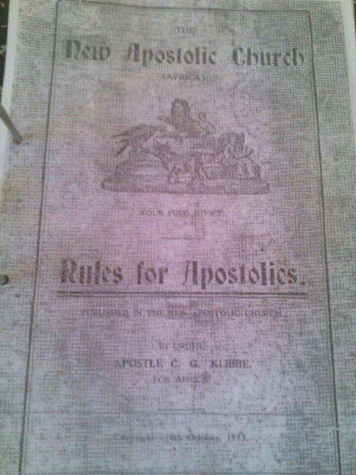 Rules for Pentecostal Women