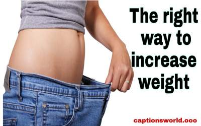 How to Increase Weight in 7 Ways