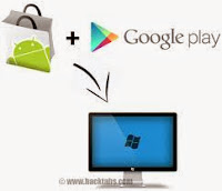 cara download aplikasi android lewat komputer