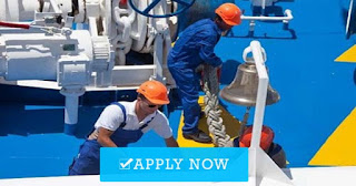 Available cadetships program only for domestic vessel route for male/female cadet