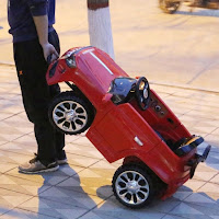 kiddo 12V kids ride on electric car