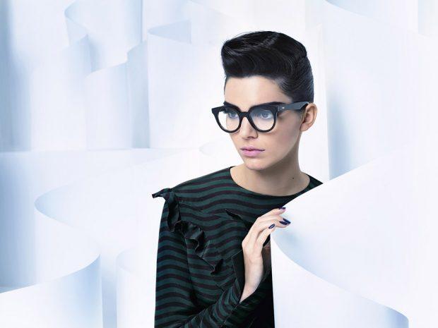 Kendall Jenner for Fendi Fall Winter 2016.17 by Karl Lagerfeld