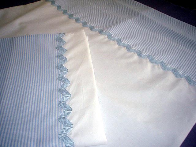fronhas de algodão