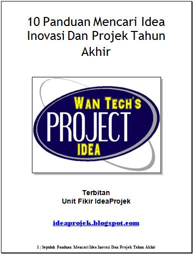 10 Panduan Mencari Idea Inovasi Dan Projek Tahun Akhir Elektrik Mekanikal Awam Senibina Pereka Koleksi Idea Projek dan Inovasi