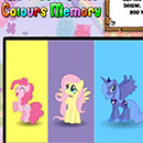My Little Pony Colours Memory