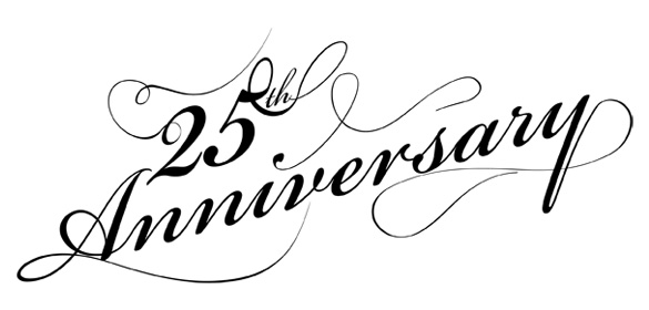 Vanilla Wedding Design: 25 anni insieme?!?!?!