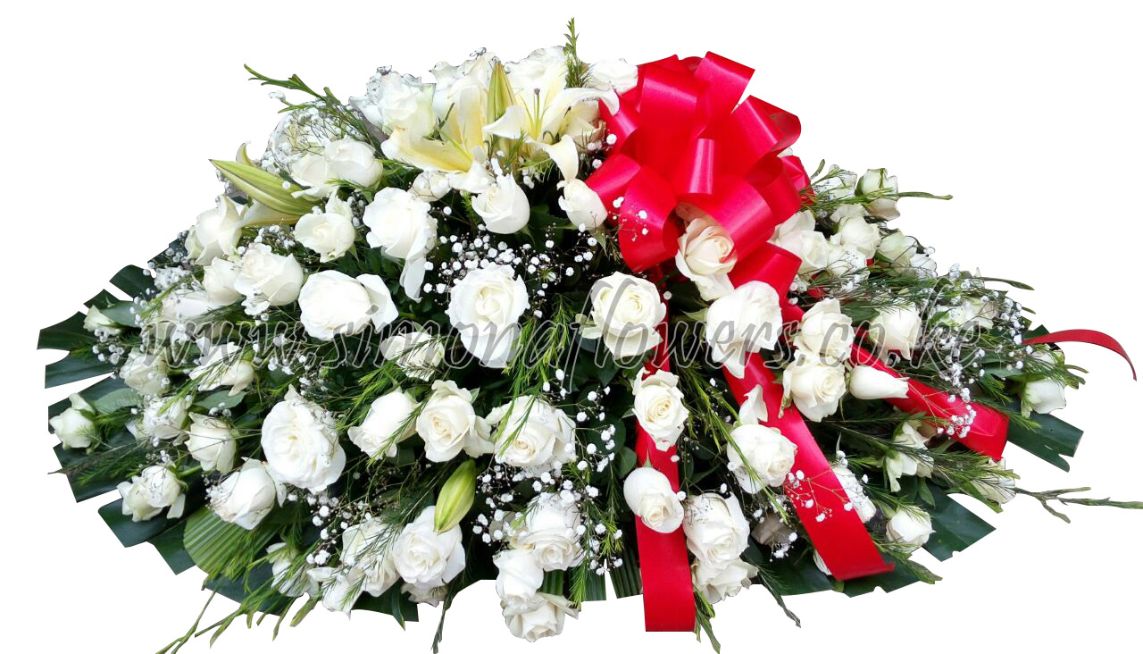 Simona flowers 2017 when you order funeral flowers from simona funeral flowers nairobi a skilled and compassionate florist works directly with the funeral home to ensure that izmirmasajfo