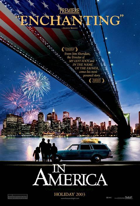 In America (2002) อิน อเมริกา โอมเพี้ยง…แฟรงกี้จ๋า…ช่วยเราที
