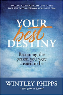 Your Best Destiny by: Wintley Phipps (Book Review)