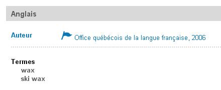 Linguistiquement correct novembre 2017 - Office de la langue francaise dictionnaire ...