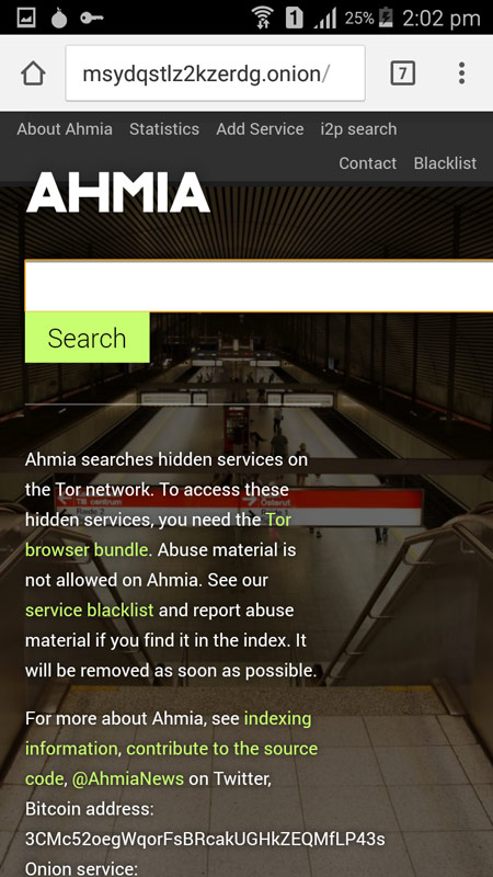 How to access the deep web on android easy guide 2018 now i clicked on ahmia search engine link httpmsydqstlz2kzerdgonion and link opened into new tab here is the my ahemia site screenshot ccuart Images