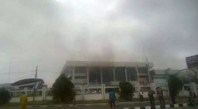 gas explosion cbn calabar cross river