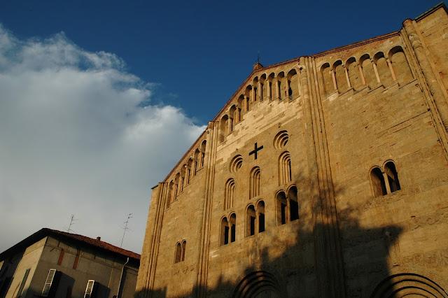 Iglesia de San Michele (Pavía) Fuente: WikiCommons