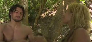 Paola e Andrea all'isola dei famosi