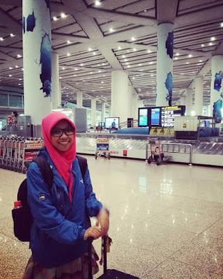 Traveling ke Beijing