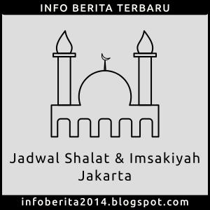 Jadwal Shalat dan Imsakiyah Jakarta