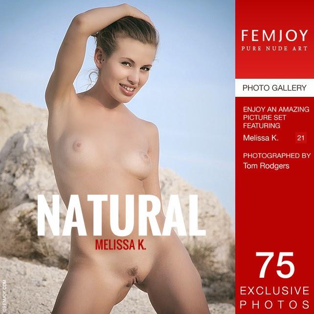 Femjoy01-17 Melissa K - Natural 11020