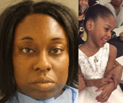 mother stabs daughter to death houston texas