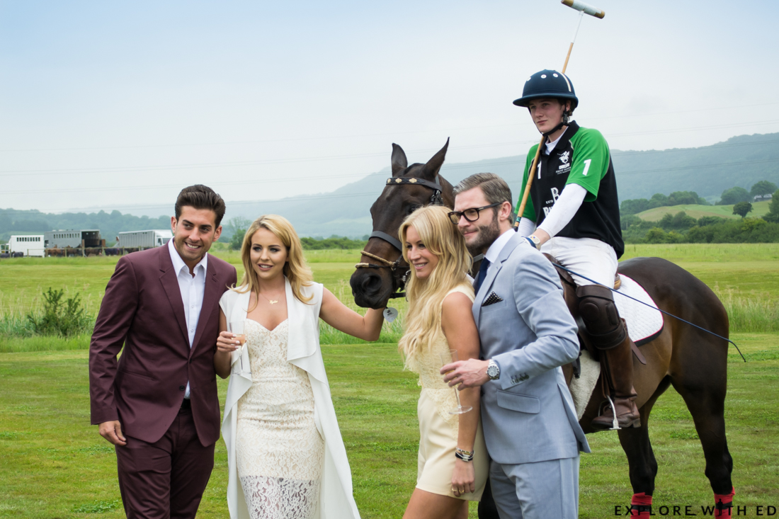 Lydia Bright at The Polo at the Manor