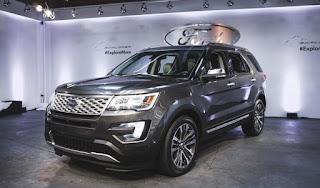 Remaniement du Ford Explorer en 2018, prix et date de sortie Rumeur