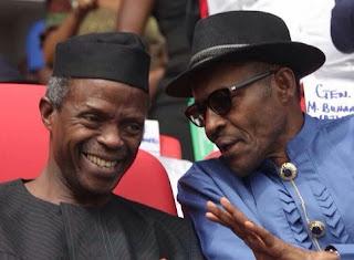 Buhari Treats Me Like His Son - Osinabjo