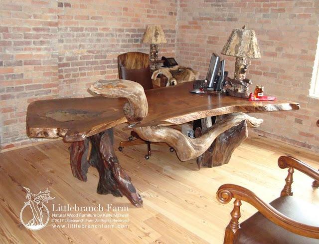best buy unique rustic desk for office sale online