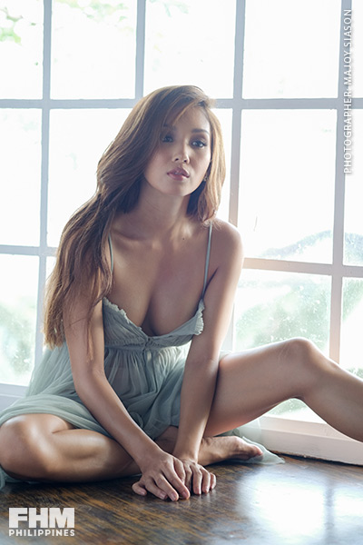 Roxanne Barcelo Fhm June 2017 Cover Girl Abdi