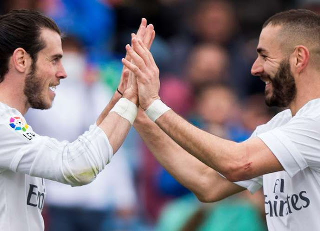 Real Madrid have made a decision on the futures of Gareth Bale & Karim Benzema