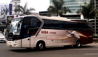 Alamat dan Nomor Telepon Bus HIBA Utama