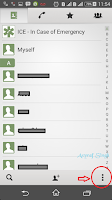 backup android contact