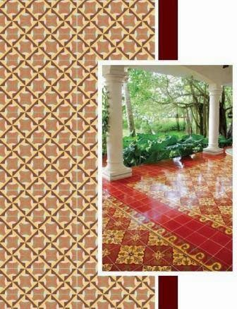 Avente Tile's Guide to Buying Handmade Cement Tile illustrates the beautiful and vivid patterns available with handmade cement tile.