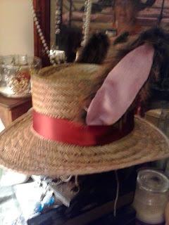 Lampwick Hat