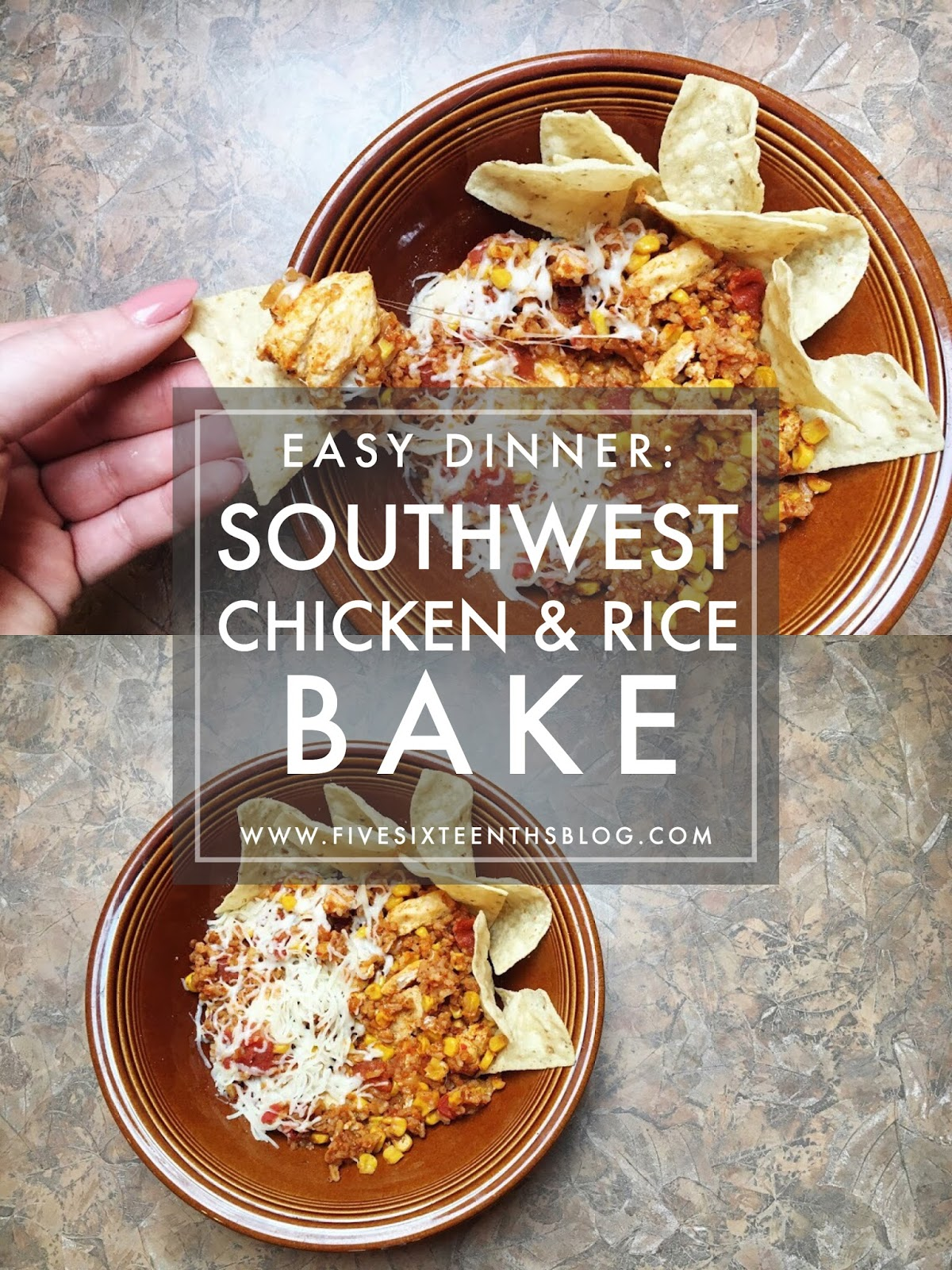 Southwest Chicken and Rice