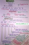 Handwritten Biology Notes in Hindi pdf free Download