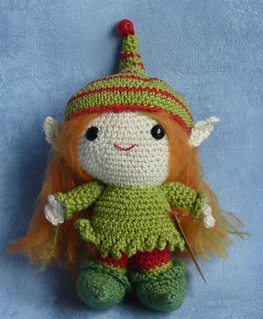 Norse/ Viking Sackboy Amigurumi (crocheted stuffed doll) FREE ... | 1024x843