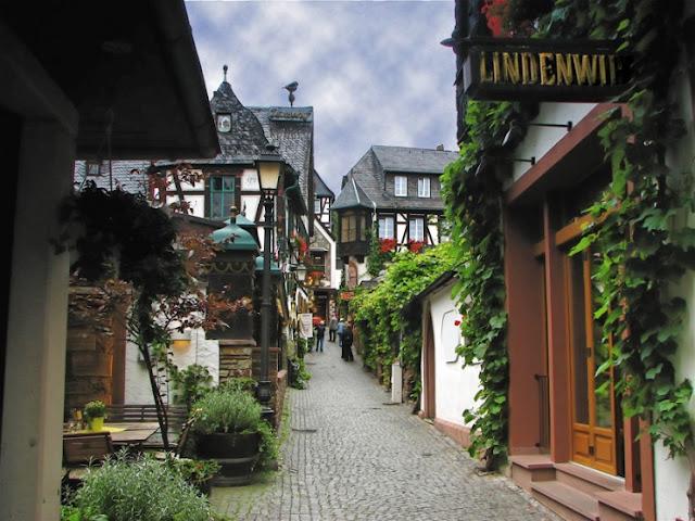 Rüdesheim am Rhein, Hesse