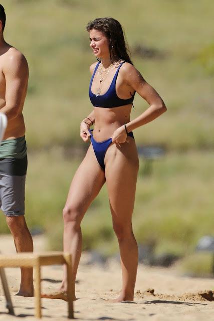 Taylor Marie Hill Sexy Bikini Image