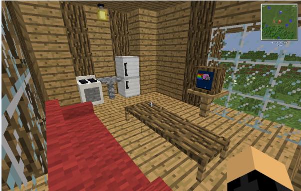 Декор сборка Minecraft 1.7.10 [88 модов] by SaNeR. » Моды ...