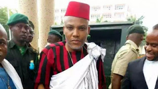 Anambra lawyers report Nnamdi Kanu to UN, US, AGF, others